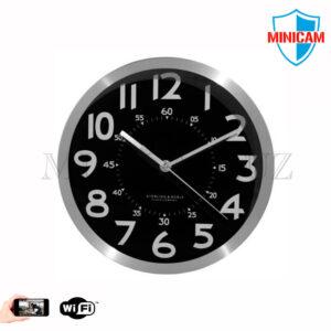 Настенные часы со скрытой камерой № 4