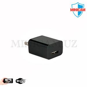 WiFi Зарядник со скрытой камерой
