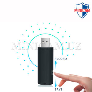Мини диктофон USB-флешка – Модель L